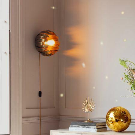 Petal wall light