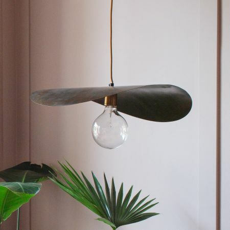 Agnes Wave Pendant Light