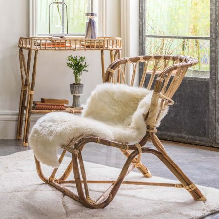 Margot Bamboo Lounge Chair