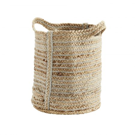Lurex Jute Basket