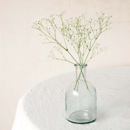 Glass Funnel Bud Vase