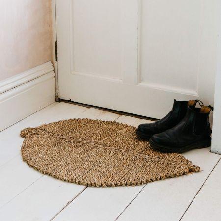 Natural Seagrass Leaf Doormat
