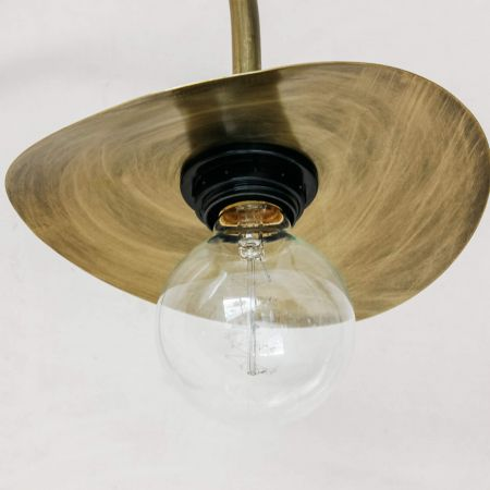 Agnes Wave Small Wall Light