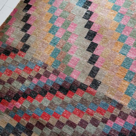 Albers Hand-Knotted Rug