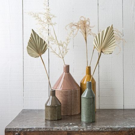 Funnel Vases