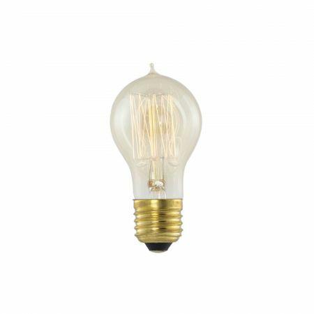 Retro Round Bulb E27 Max 40W