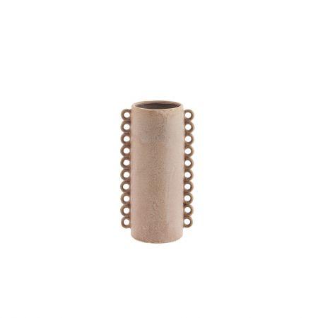 Looped Stone Vase