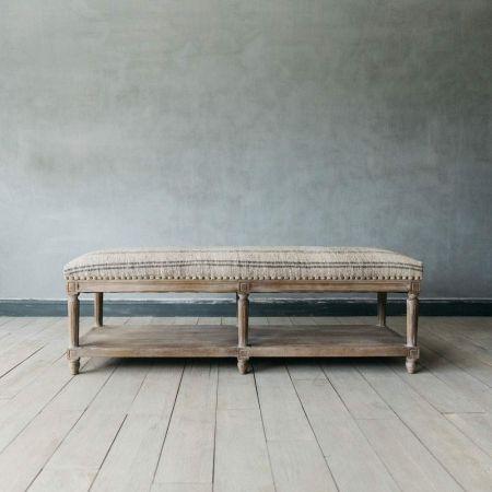 Renée Upholstered Bench