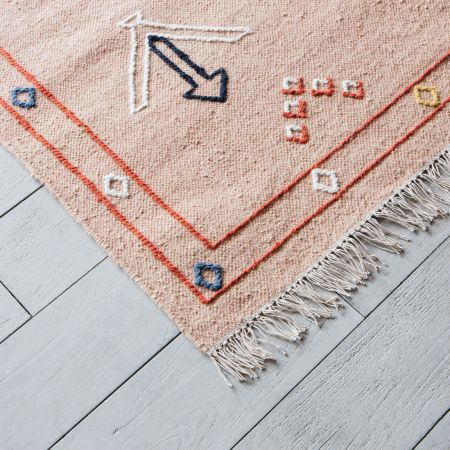 Evalina Medium Wool Rug
