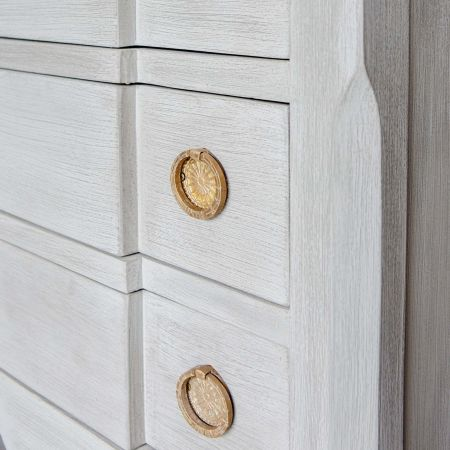 Three Drawer French Chest of Drawers