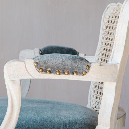 Marianne Cane Back Armchair
