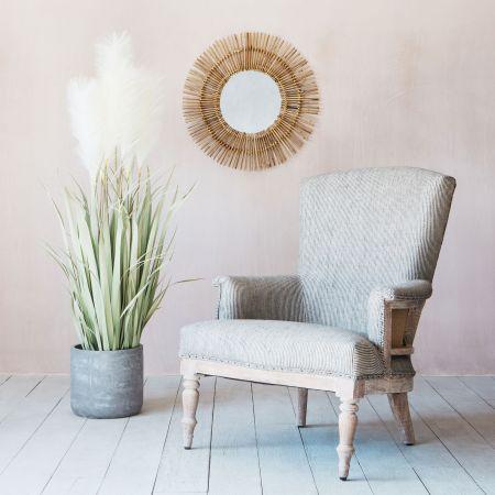 Edward Wooden Armchair