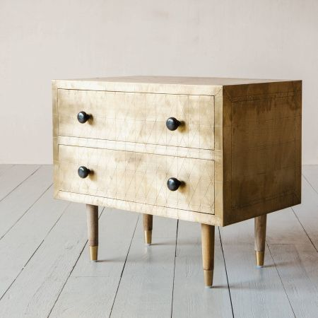 Zarina Bedside Table