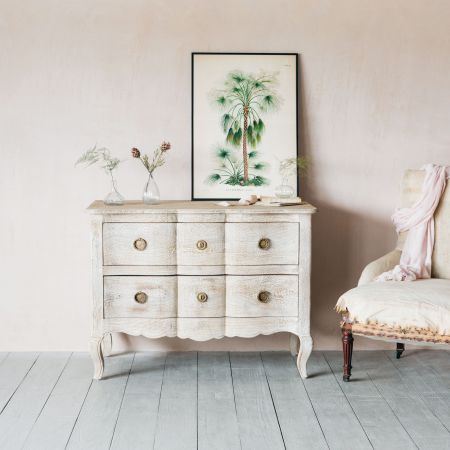 Antonia Natural Chest of Drawers
