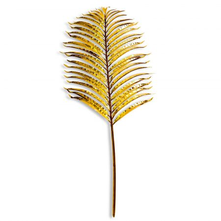 Single Palm Leaf