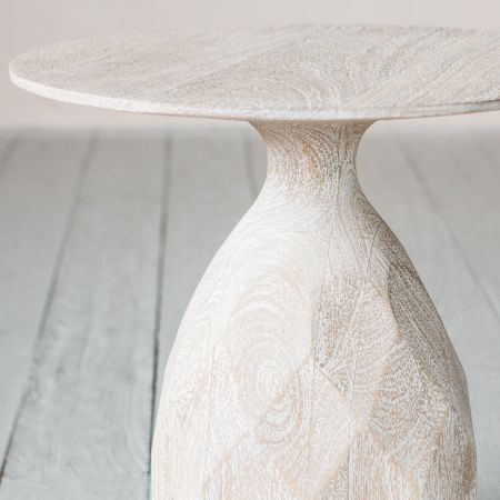 Pinecone Natural Side Table