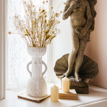Tall Bronwen Vase