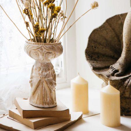 Short  Bronwen Vase