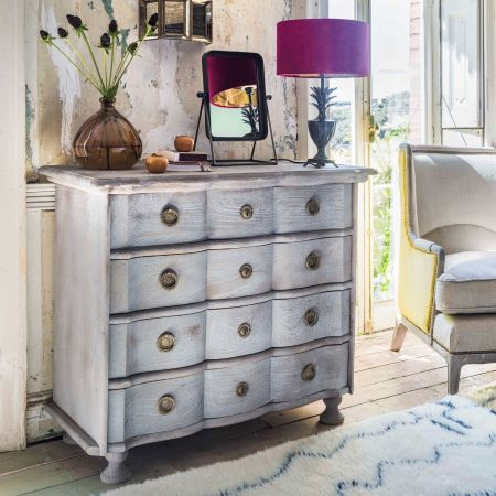 Sand Blasted Jean Paul Chest of Drawers