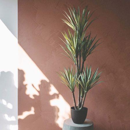 Faux Yucca Plant