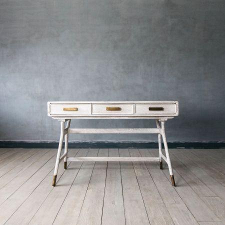 Sandblasted Nordic Desk