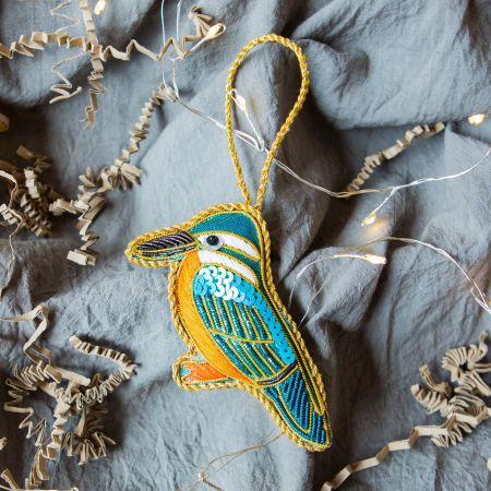 Kingfisher Decoration
