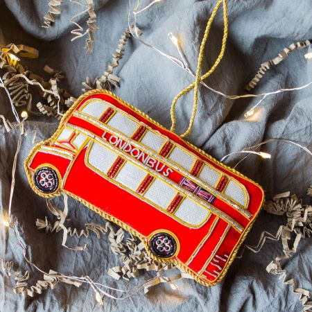 Big London Bus Decoration