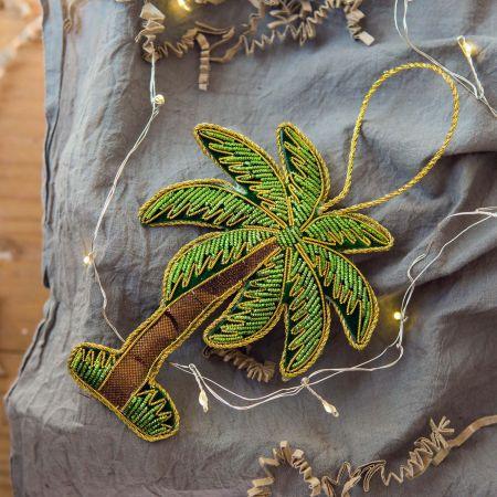 Green Palm Tree Decoration