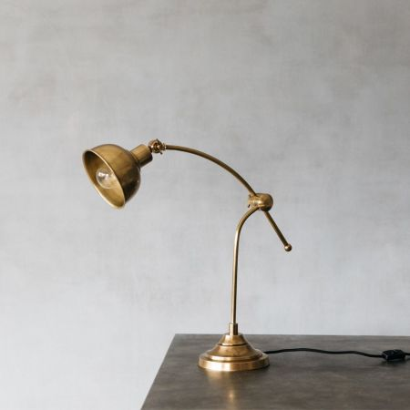 Jayden Brass Table Lamp