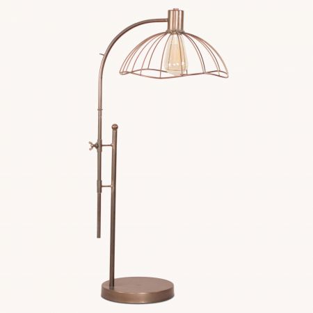 Coram Industrial Table Lamp