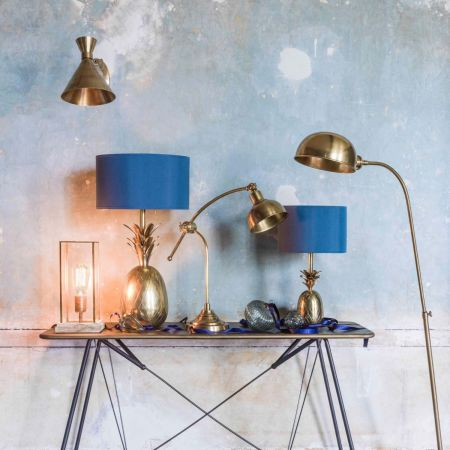 Jayden Brass Desk Lamp