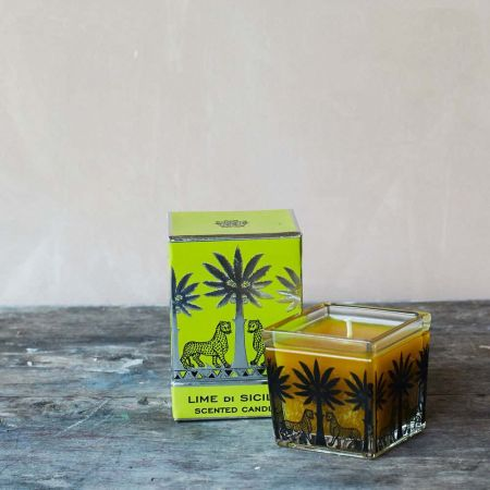 Ortigia Square Candles - Thumbnail