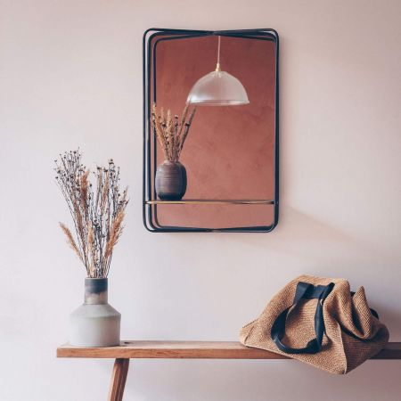 Digby Portrait Mirror