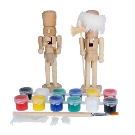 Paint Your Own Nutcracker