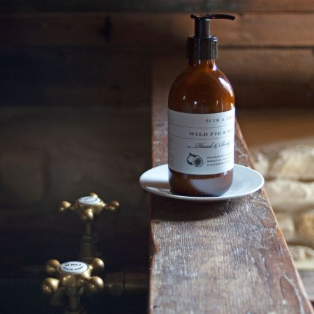 Wild Fig & Saffron Lotion