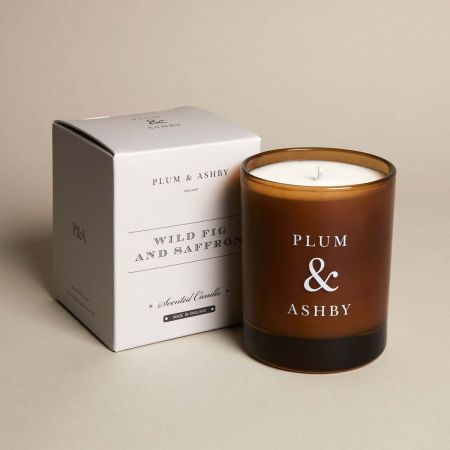Wild Fig & Saffron Candle - Thumbnail