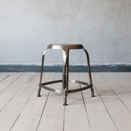 Isaac Nickel Stool