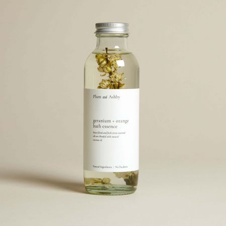 Geranium and Orange Bath Essence