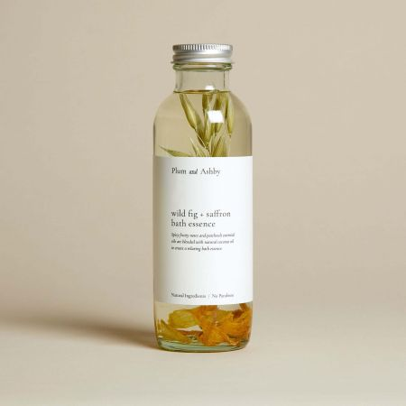 Wild Fig and Saffron Bath Essence