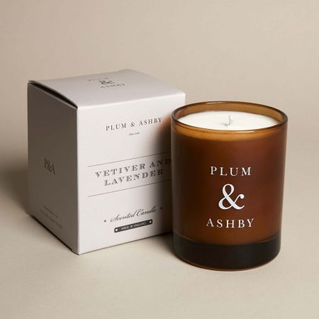 Vetiver and Lavender Candle