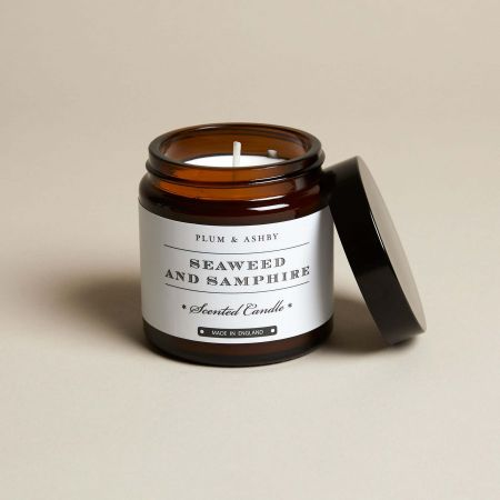 Seaweed and Samphire Jar Candle