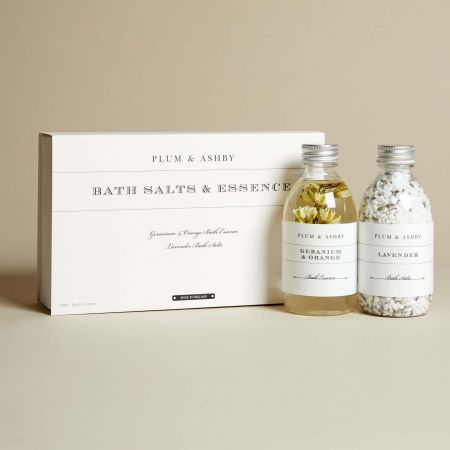 Bath Salts and Essence Gift Set