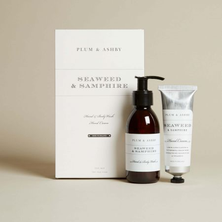 Seaweed and Samphire Gift Set