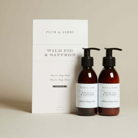 Wild Fig and Saffron Gift Set
