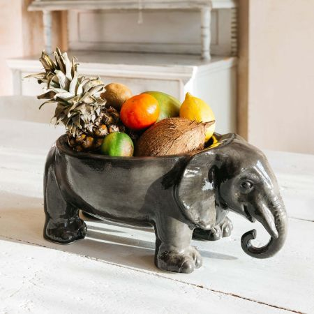Enzo Elephant Bowl