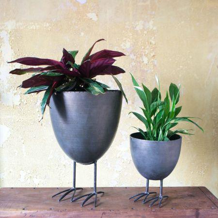 Bird Feet Planters