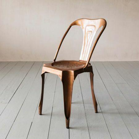 Isaac Copper Chair