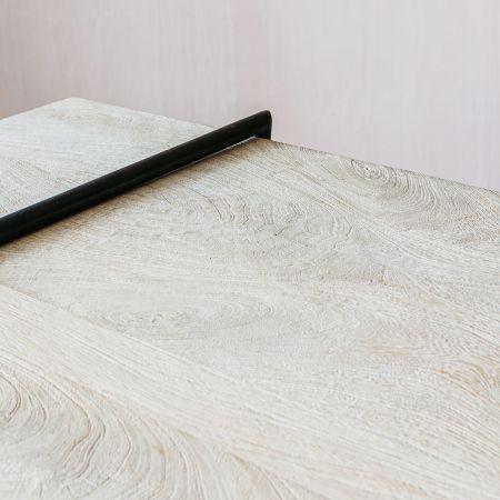 Dante Iron & Wood Desk