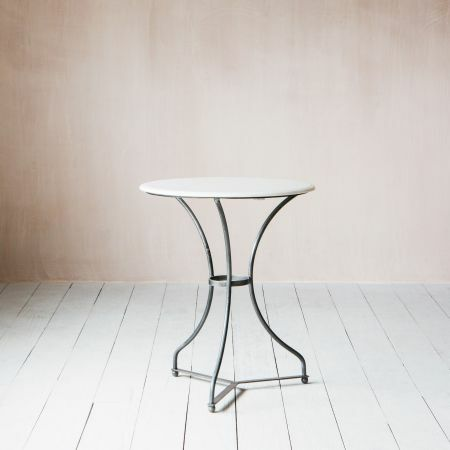 Barcelona Marble Side Table