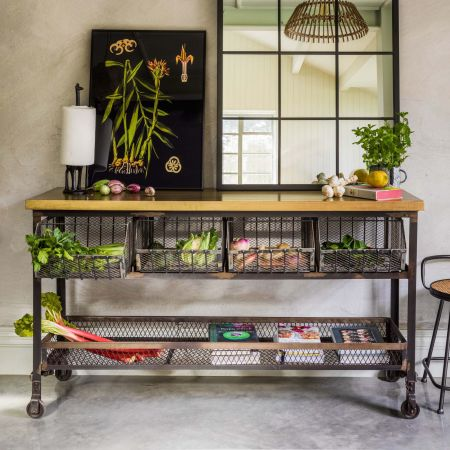 Industrial Kitchen Storage Unit